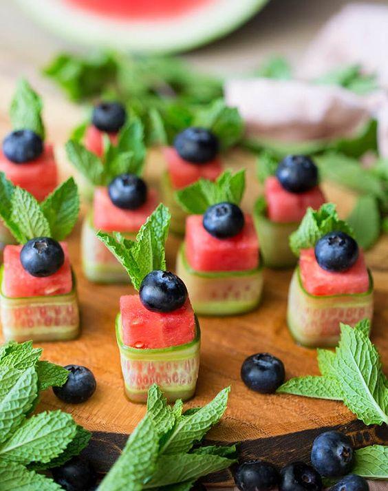 Veggie Appetizers