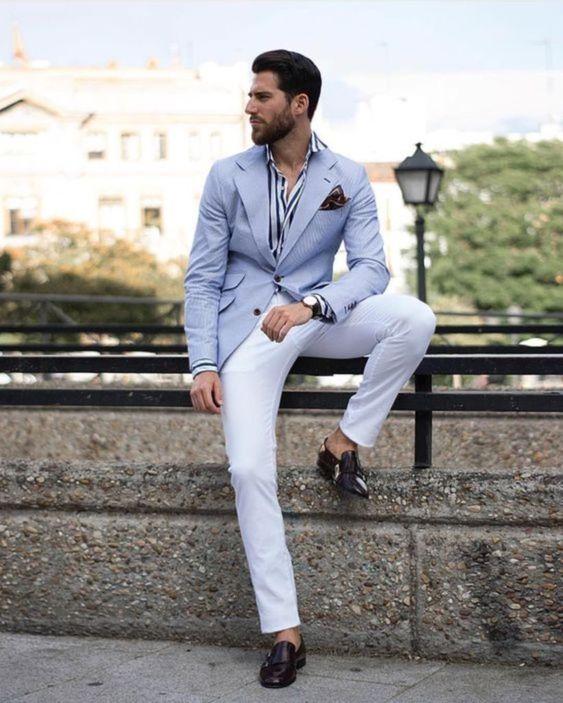 24 Beach Wedding Guest Outfits For Men , crazyforus