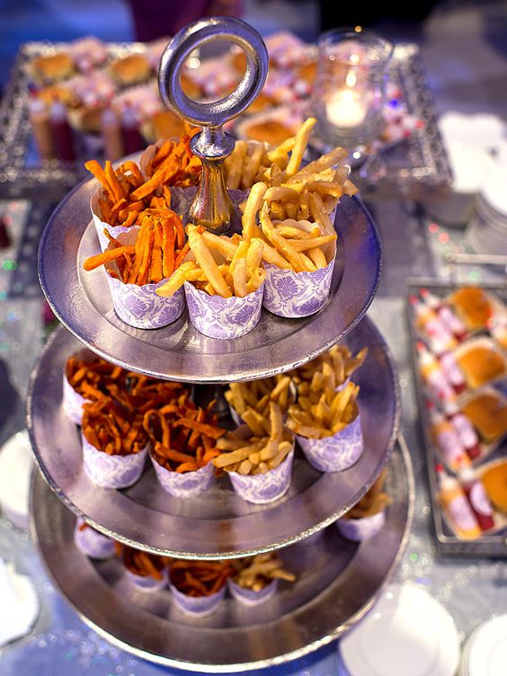 French Fries Bar