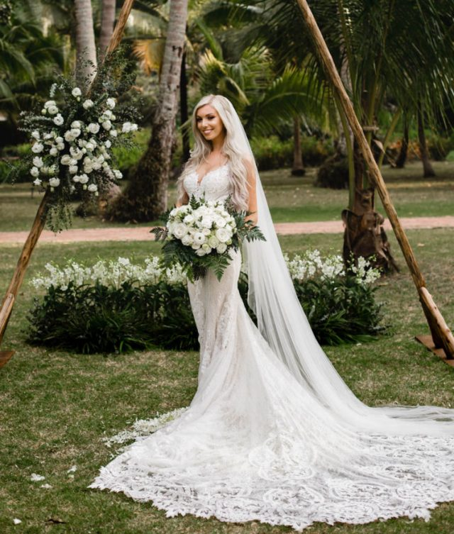 Boho Thailand Wedding Held In A Cave