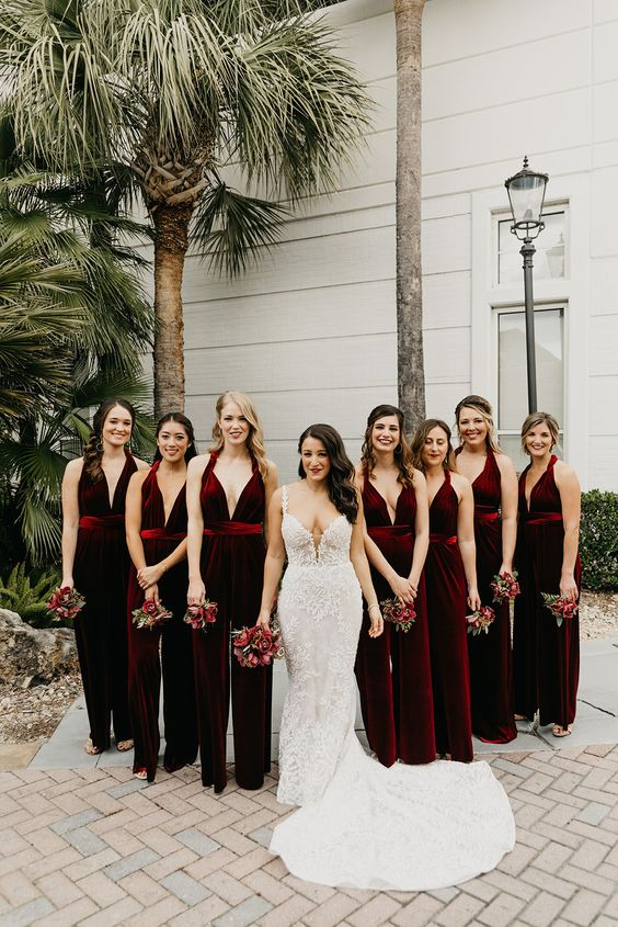 Coolest Bridesmaid Dress Trends For 2020