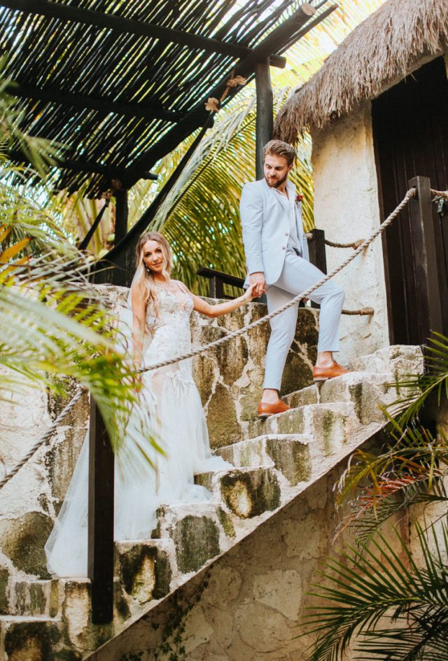 Tulum, the Perfect Destination for Barefoot Bohemian Weddings
