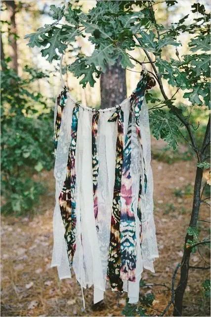 22 Boho Wedding Dreamcatcher Dcor Ideas  Weddingomania