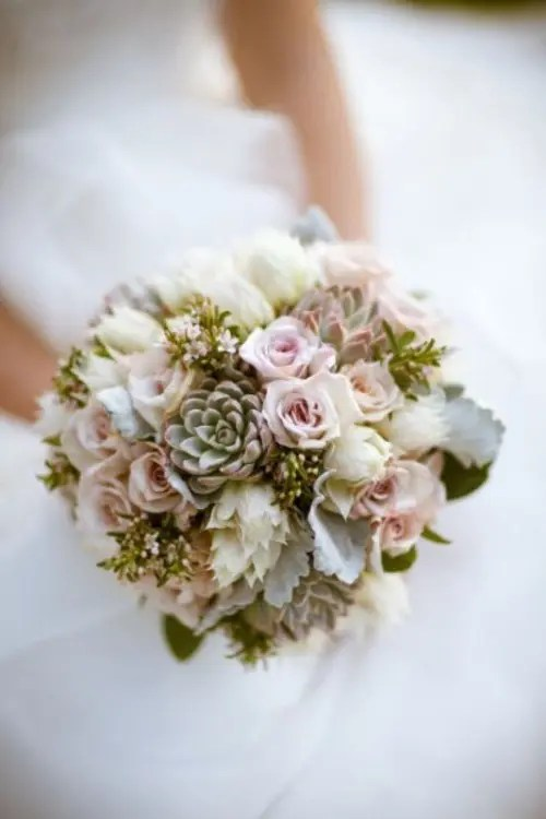 25 Stunning Pastel Wedding Bouquets  Weddingomania