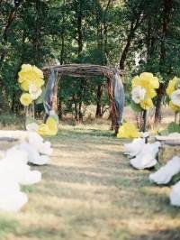 Picture Of amazing backyard wedding ceremony decor ideas 17
