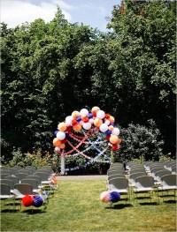 Picture Of amazing backyard wedding ceremony decor ideas 3