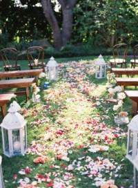 Picture Of amazing backyard wedding ceremony decor ideas 4
