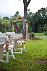 27 Amazing Backyard Wedding Ceremony Decor Ideas ...
