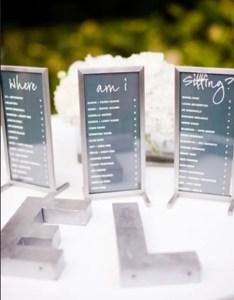 also picture of unique wedding seating charts ideas rh weddingomania