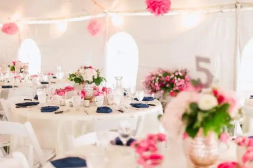 30 Fabulous Spring Wedding Reception Decor Ideas