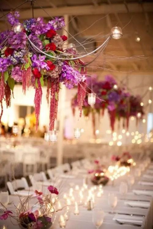 October Wedding Reception Ideas