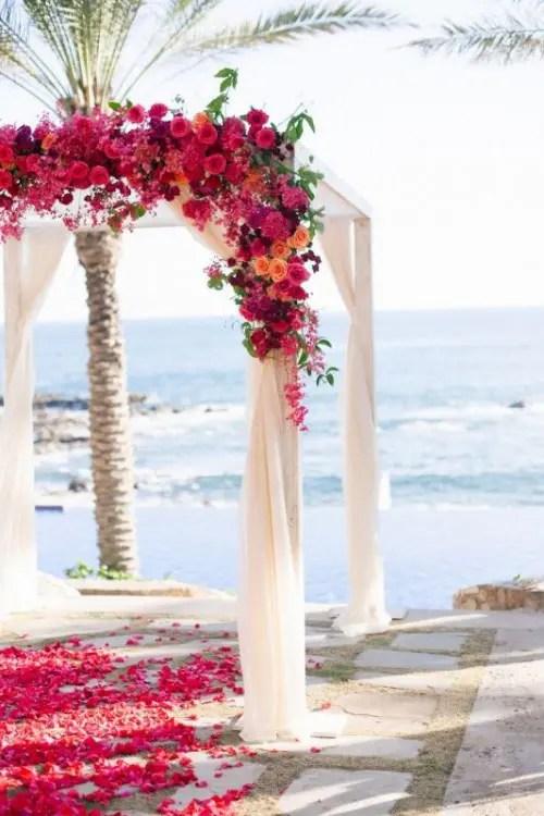 34 awesome tropical wedding