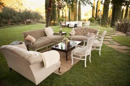 40 Amazing Outdoor Wedding Lounge Ideas