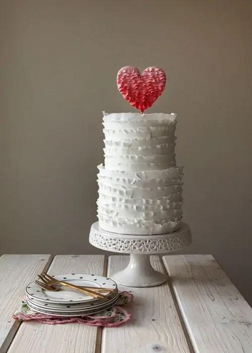 Types Valentine Cakes