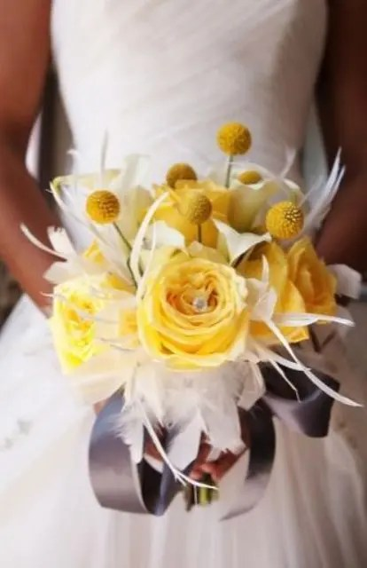 50 Adorably Fresh And Romantic Spring Wedding Bouquets