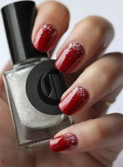 awesome winter wedding nails