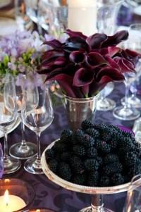 31 Beautiful Halloween Wedding Centerpieces - Weddingomania