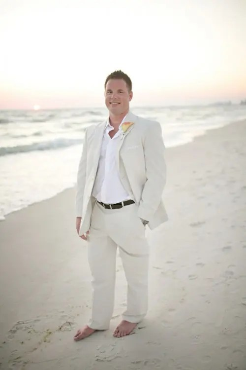 60 Cool Beach Wedding Groom Attire Ideas  Weddingomania