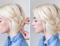 Diy Bridal Hairstyles Short Hair - HairStyles