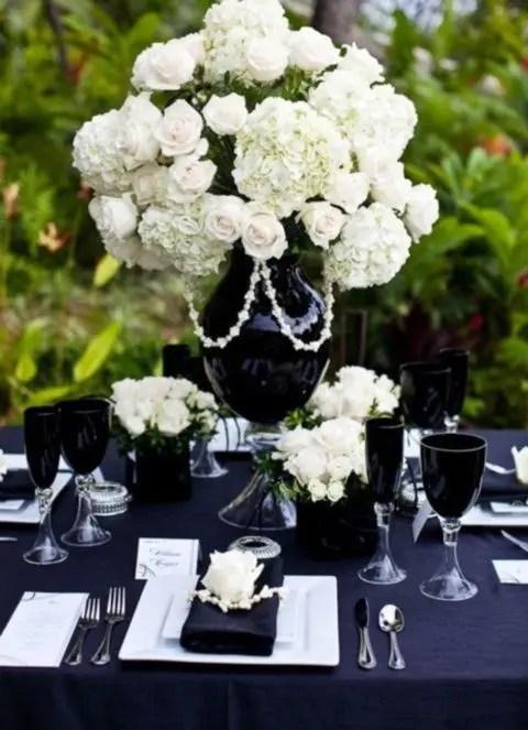 Rustic Wedding Table Centerpieces
