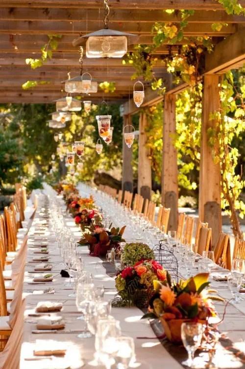 34 Fall Vineyard Wedding Ideas To Get Inspired  Weddingomania