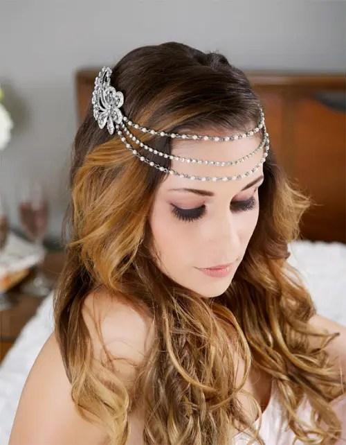 15 Stunning Wedding Veil Alternatives Weddingomania