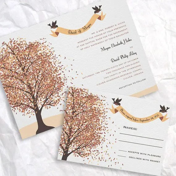 Impress Guests With These Stylish Wedding Invitations