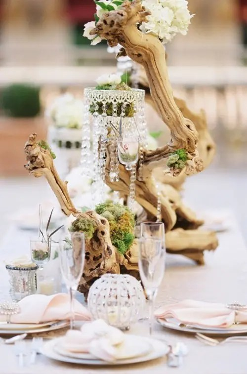 35 Ways To Use Driftwood For Your Wedding Dcor