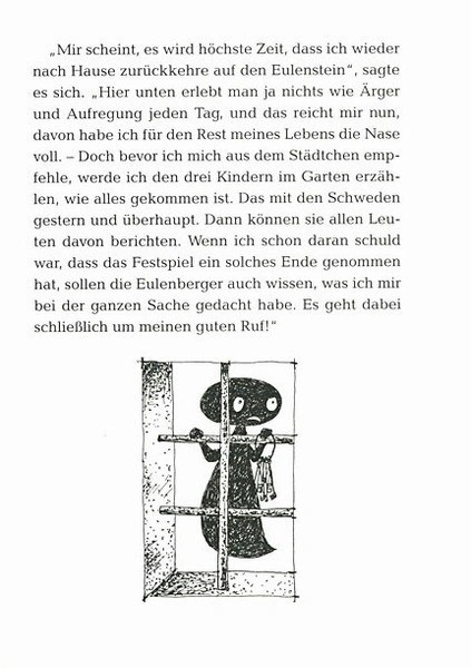 Das kleine Gespenst Buch von Otfried Preußler