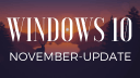 Windows 10, Windows 10 update, Windows 10 November update, November update, Windows 10 version 1909, 1909, November 2019