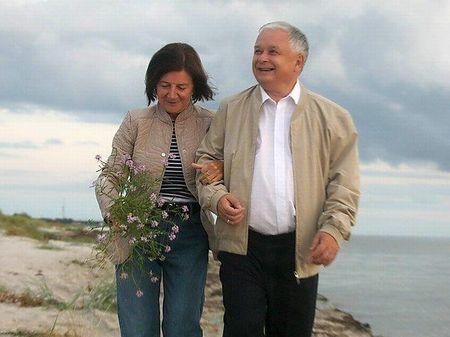 Zawsze byli razem, w czasach trudnych i wtedy, gdy Lech Kaczyński stał się najważniejszą osobą w państwie