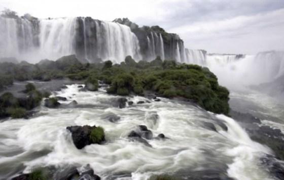 Znalezione obrazy dla zapytania Największe wodospady świata
