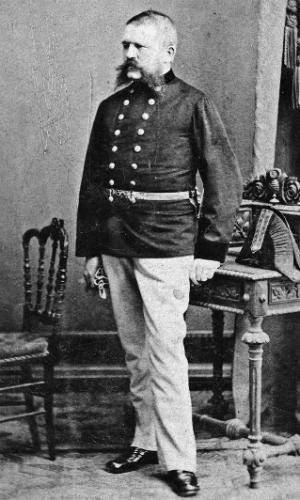 Alois Hitler, ojciec Adolfa Hitlera, ok. 1899 r.