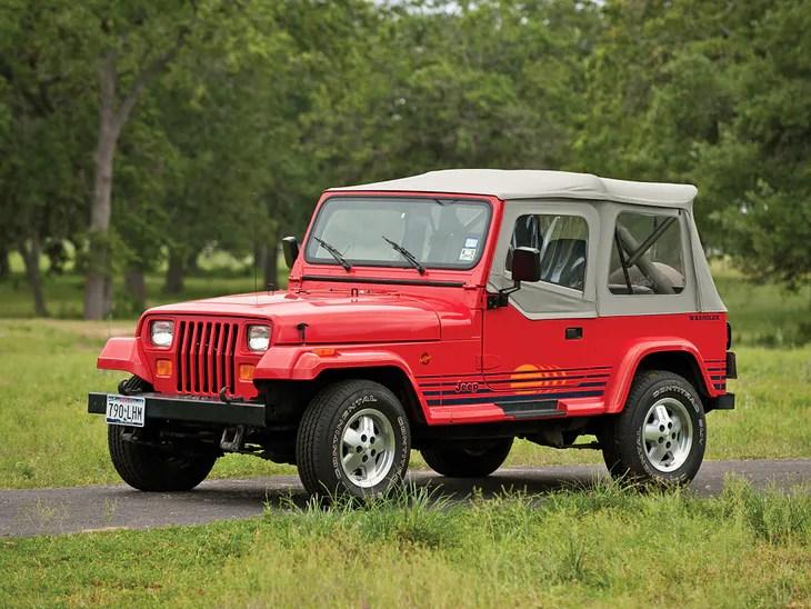 U Ywany Jeep Wrangler Yj Poradnik Kupuj Cego