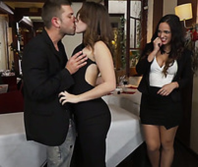 Two Smoking Hot Porn Actresses Fucked Bad In Threesome Video