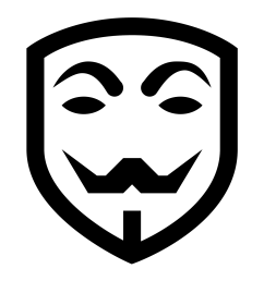 person svg anonymous mask icon kostenloser download [ 1600 x 1600 Pixel ]
