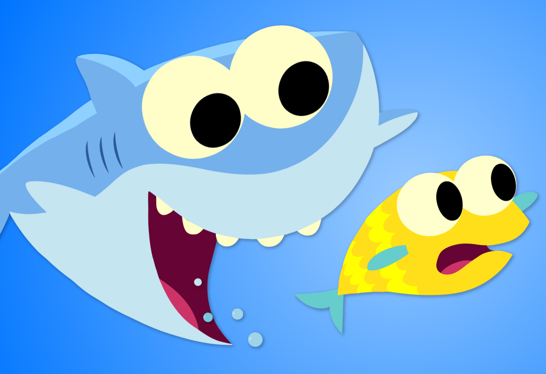 hight resolution of baby shark png clip art super simple songs
