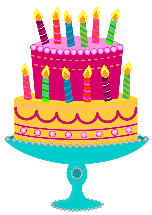 small resolution of bing clipart birthday cake free picture of cakes