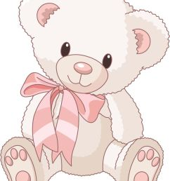 bing clipart teddy black and white free [ 807 x 1024 Pixel ]