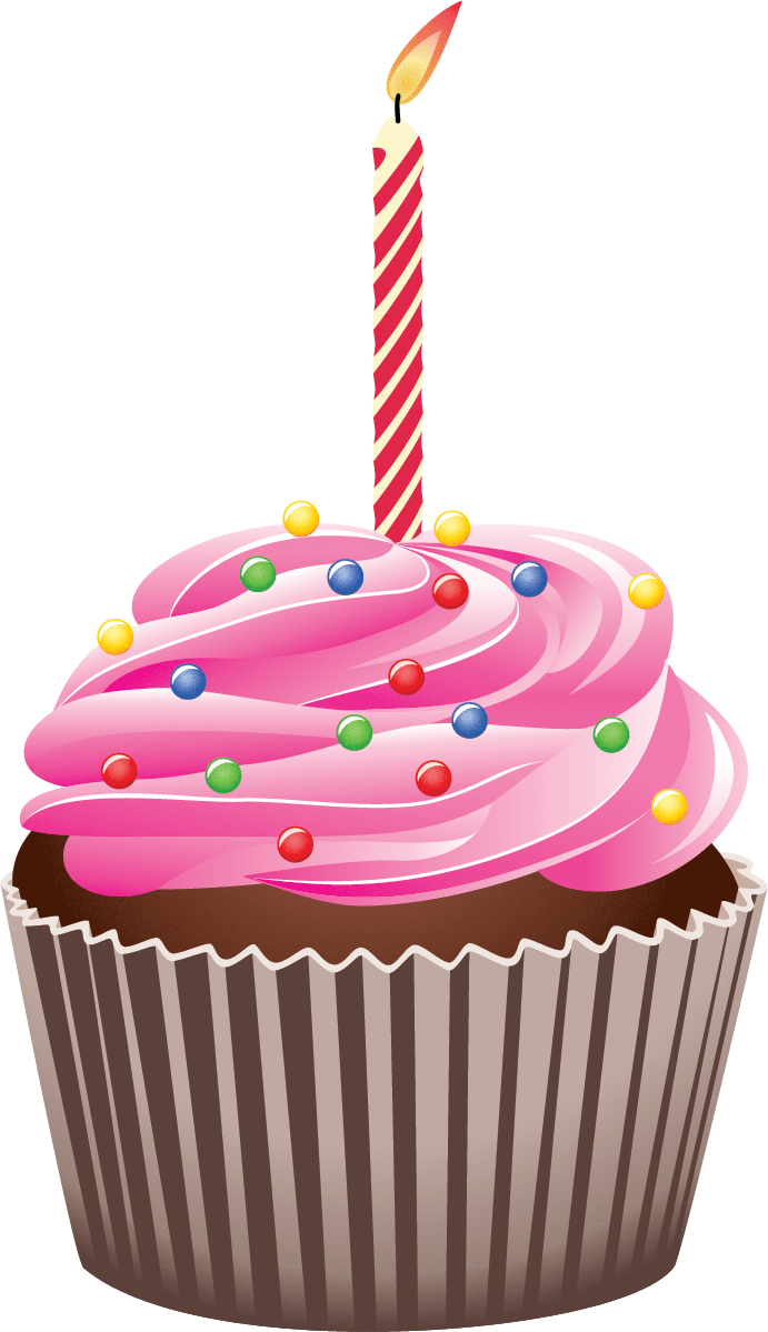 Vector Cupcakes Topping Transparent Png Clipart Free Download Ya