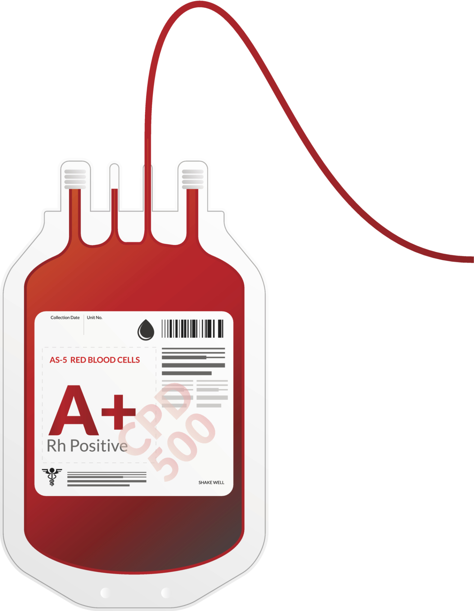 hight resolution of blood clipart pouch donation bag png transparent