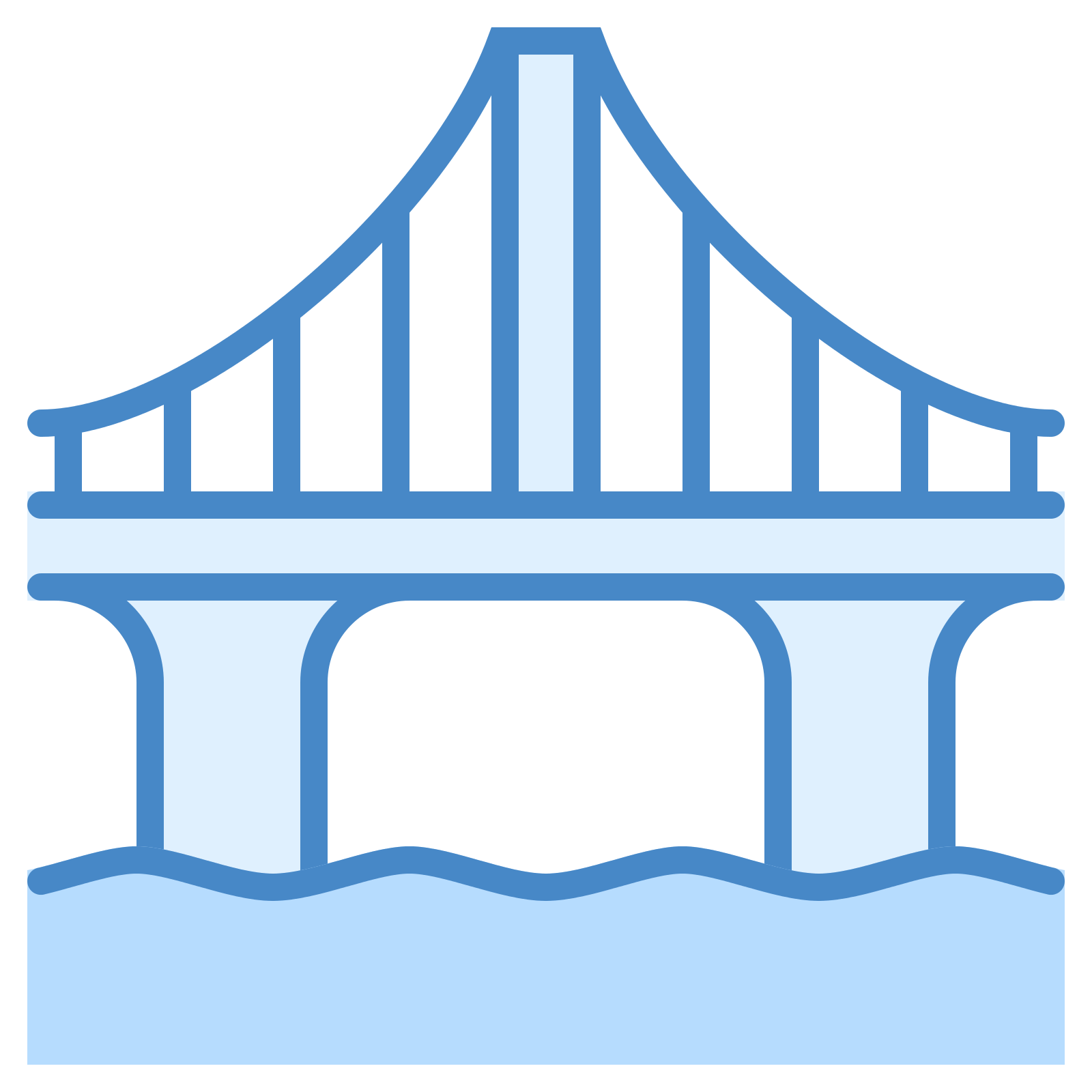hight resolution of bridge clipart icon free download at icons