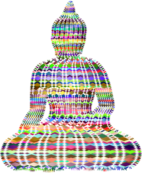 small resolution of buddha clipart sillouette sitting silhouette stylized lines