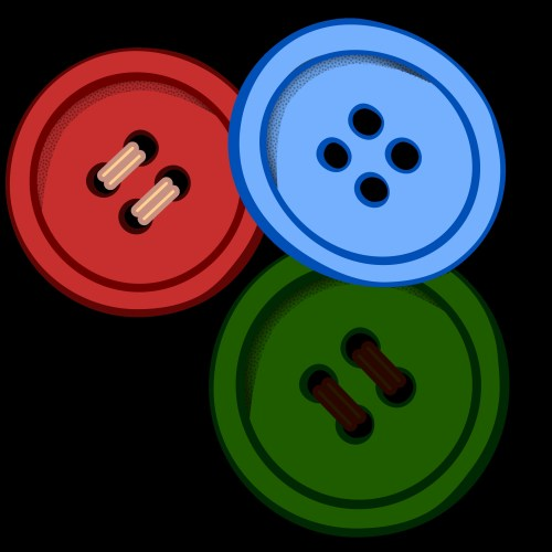 small resolution of buttons clipart coloured best of button design