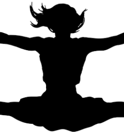 cheerleader clipart personal silhouette images gallery for [ 1024 x 1024 Pixel ]