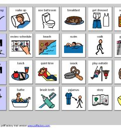 chore clipart visual cue image result for schedules [ 3300 x 2550 Pixel ]