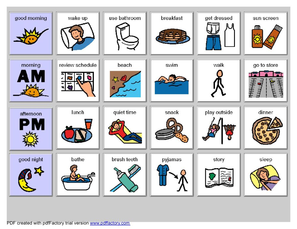 medium resolution of chore clipart visual cue image result for schedules