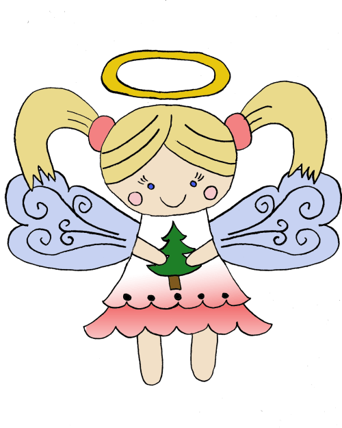 small resolution of christmas angel png hd mart