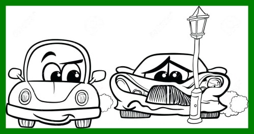 small resolution of crash clipart black and white inspiring race car coloring