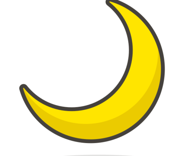 Crescent Vector Bulan Sabit Transparent Png Clipart Free
